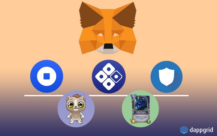 Blockchain games presale, MetaMask