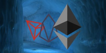 Ethereum, TRON and EOS DApps