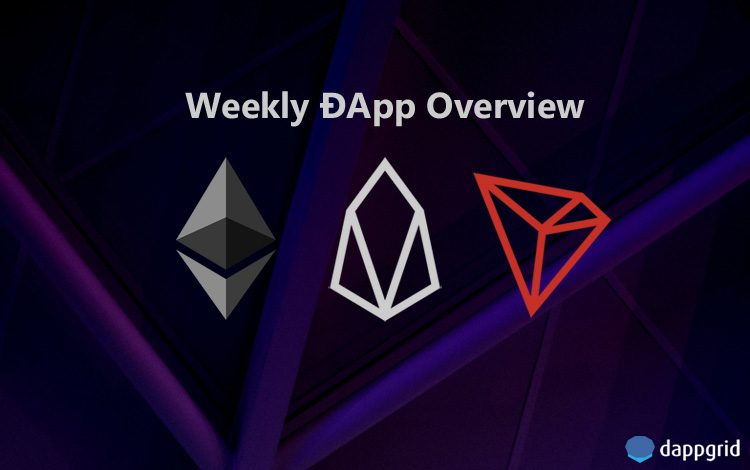 Weekly Dapp Overview