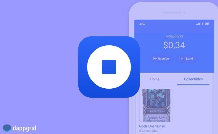 Coinbase Wallet DApp browser
