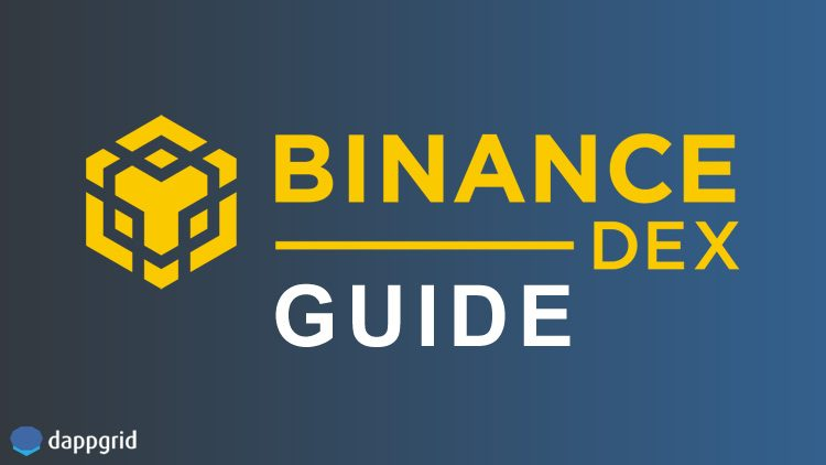 Binance DEX Guide