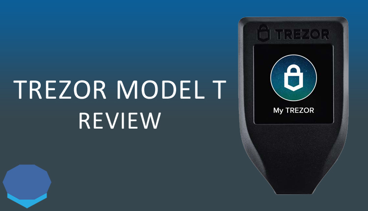 Trezor Model T review, unboxing & setup