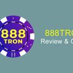 888TRON dapp
