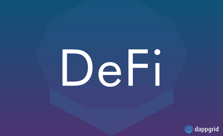 DeFi apps