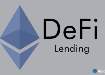 DeFi cryptocurrency lending apps