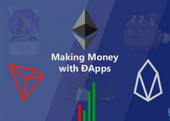 How to make money with dapps?