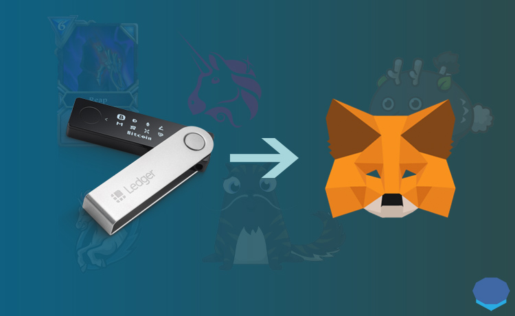 How to connect Ledger Nano X to MetaMask?