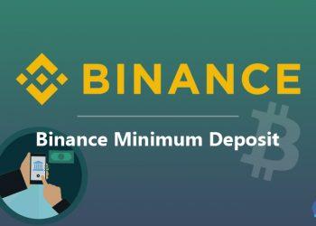 Binance minimum deposit